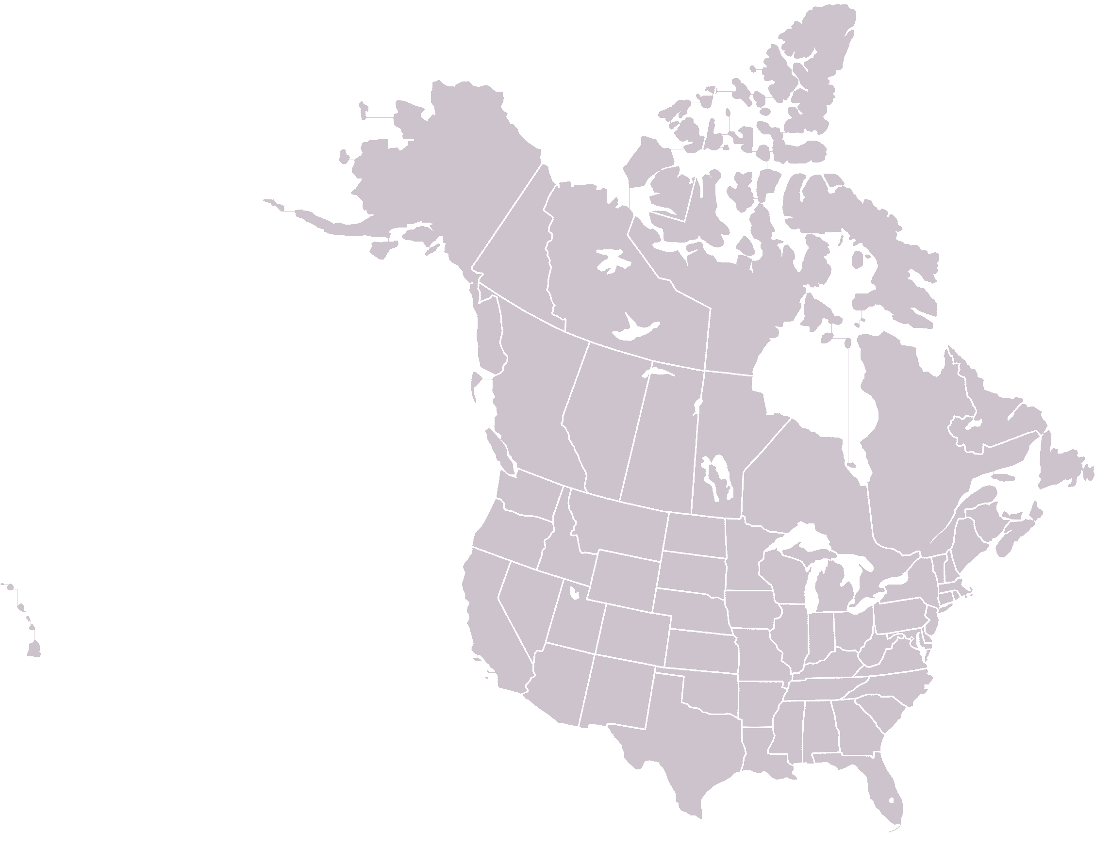 Map Usa Blank Map Images Unit USA Canada Lets Go Jags Of Usa - Blank us and canada map