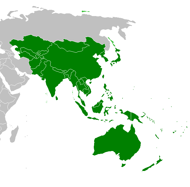 Map Of Asia Png.File Asia Pacific Map3 Png Anabaptistwiki